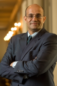 Paul Almeida, senior associate dean for Executive Education at McDonough School of Business, Georgetown University, Washington, D.C.